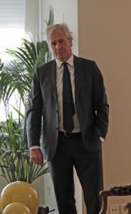 Dr. Enrique de Portugal Fernández del Rivero